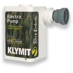 Klymit bomba eléctrica, white